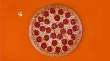 Little Caesars Hot-N-Ready Large Classic TV Spot, '$5 Hot-N-Ready Jingle' - Thumbnail 1