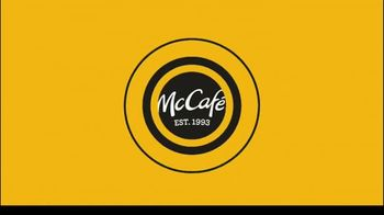 McCafe Cold Brew Frappé & Frozen Coffee TV Spot, 'Colder Than Cold Brew' - Thumbnail 9