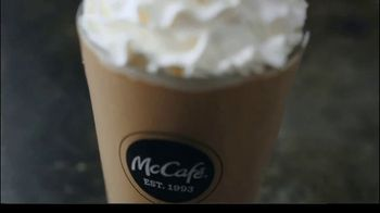 McCafe Cold Brew Frappé & Frozen Coffee TV Spot, 'Colder Than Cold Brew' - Thumbnail 5