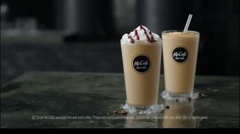 McCafe Cold Brew Frappé & Frozen Coffee TV Spot, 'Colder Than Cold Brew' - Thumbnail 7