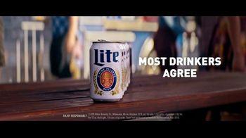 Miller Lite TV Spot, 'Lineup' - Thumbnail 2