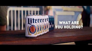 Miller Lite TV Spot, 'Lineup'