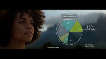 Ancestry TV Spot, 'Courtney: Geographic Detail' - Thumbnail 8