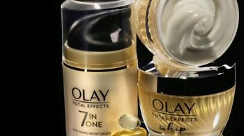 Olay Total Effects TV Spot, 'The Power of 7-in-1' - Thumbnail 10