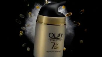 Olay Total Effects TV Spot, 'The Power of 7-in-1' - Thumbnail 5