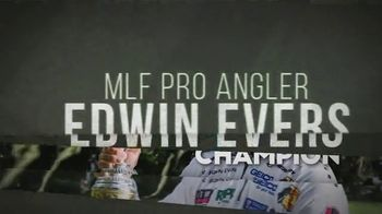 Major League Fishing TV Spot, 'Great Champion' Featuring Edwin Evers - Thumbnail 6