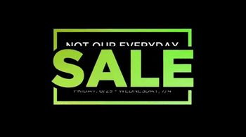 Kohl's Not Our Everyday Sale TV Spot, 'Hundreds of Epic Deals: Swimwear' - Thumbnail 1