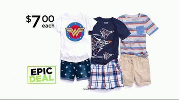 Kohl's Not Our Everyday Sale TV Spot, 'Hundreds of Epic Deals: Swimwear' - Thumbnail 4
