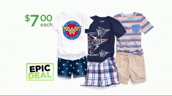 Kohl's Not Our Everyday Sale TV Spot, 'Hundreds of Epic Deals: Swimwear' - Thumbnail 5
