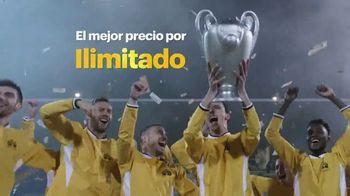 Sprint Fútbol Mode TV Spot, 'Samsung Galaxy S9 a mitad de precio' [Spanish] - Thumbnail 6
