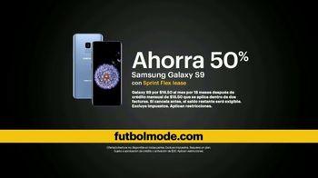 Sprint Fútbol Mode TV Spot, 'Samsung Galaxy S9 a mitad de precio' [Spanish] - Thumbnail 8