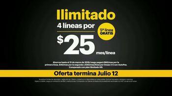 Sprint Fútbol Mode TV Spot, 'Samsung Galaxy S9 a mitad de precio' [Spanish] - Thumbnail 9