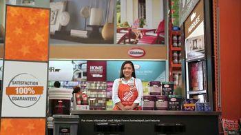 The Home Depot Red, White & Blue Savings TV Spot, 'Paint Project Savings' - Thumbnail 5