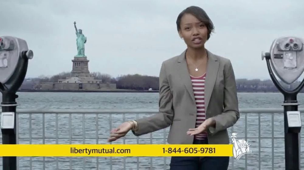 Liberty Mutual Commercial Insurance >> Ashleigh Lathrop Tv Commercials Ispot Tv