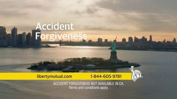Liberty Mutual Accident Forgiveness TV Spot, 'Nobody's Perfect' - Thumbnail 5