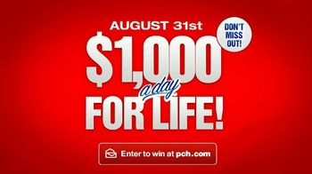 Publishers Clearing House TV Spot, 'July18 Don't B :15' - Thumbnail 10