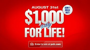 Publishers Clearing House TV Spot, 'July18 Don't B :15' - Thumbnail 9