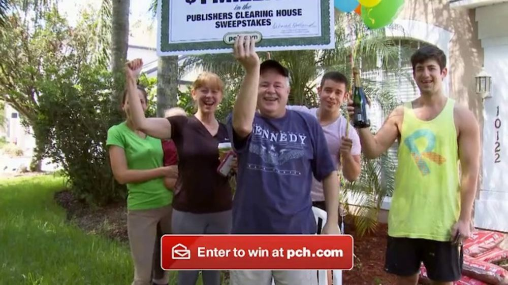 Publishers Clearing House TV Commercial, 'July18 This Is It B :15' - Video