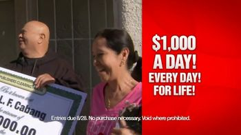 Publishers Clearing House TV Spot, 'July18 This Is It B :15' - Thumbnail 7