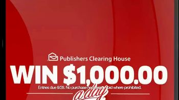 Publishers Clearing House TV Spot, 'July18 This Is It B :15' - Thumbnail 8
