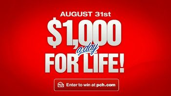 Publishers Clearing House TV Spot, 'July18 This Is It B :15' - Thumbnail 9