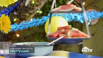 Chinet TV Spot, 'HGTV: Summer Spread' - Thumbnail 5
