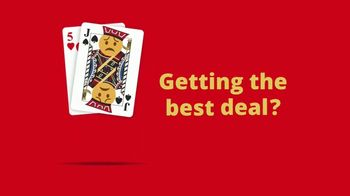 Credible TV Spot, 'Getting the Best Deal'