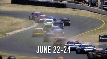 Sonoma Raceway TV Spot, 'Toyota/Save Mart 350' - Thumbnail 4