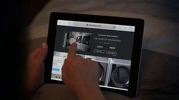 Kenmore Elite Smart Washer TV Spot, 'It's Time' - Thumbnail 6