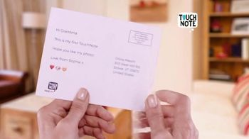 TouchNote TV Spot, 'First Steps' - Thumbnail 8