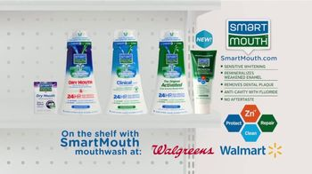 Smart Mouth Premium Toothpaste TV Spot, 'A Different Kind of Clean' - Thumbnail 8