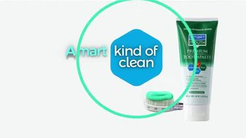 Smart Mouth Premium Toothpaste TV Spot, 'A Different Kind of Clean' - Thumbnail 2