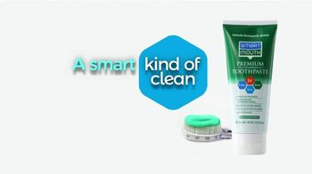 Smart Mouth Premium Toothpaste TV Spot, 'A Different Kind of Clean' - Thumbnail 3