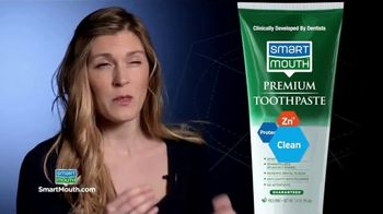 Smart Mouth Premium Toothpaste TV Spot, 'A Different Kind of Clean' - Thumbnail 5