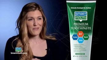 Smart Mouth Premium Toothpaste TV Spot, 'A Different Kind of Clean' - Thumbnail 6