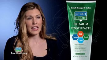 Smart Mouth Premium Toothpaste TV Spot, 'A Different Kind of Clean' - Thumbnail 7