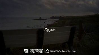 Keep America Beautiful TV Spot, 'I Want To Be Recycled' - Thumbnail 9