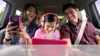 XFINITY TV Spot, 'Entertainment That Brings You Together'