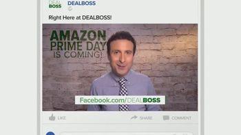 DEALBOSS TV Spot, 'Amazon Prime Day Deals' Featuring Matt Granite - Thumbnail 8