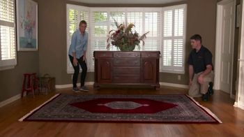 Stanley Steemer TV Spot, 'Oriental and Area Rugs: Half Off' - Thumbnail 6