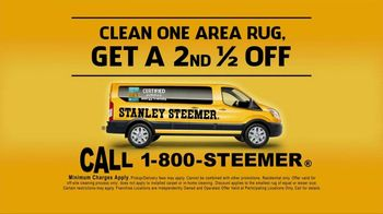 Stanley Steemer TV Spot, 'Oriental and Area Rugs: Half Off' - Thumbnail 7
