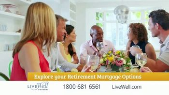 Live Well Financial TV Spot, 'Make the Most of Your Retirement' - Thumbnail 4