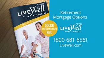 Live Well Financial TV Spot, \'Make the Most of Your Retirement\'
