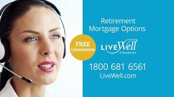 Live Well Financial TV Spot, 'Make the Most of Your Retirement' - Thumbnail 6