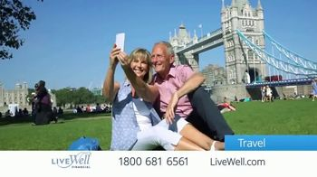 Live Well Financial TV Spot, 'Make the Most of Your Retirement' - Thumbnail 7