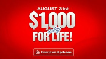 Publishers Clearing House TV Spot, 'July18 It's Happening A :15' - Thumbnail 9