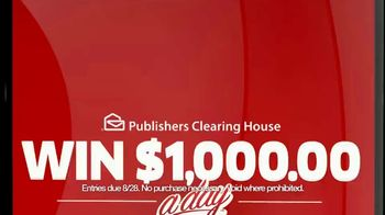 Publishers Clearing House TV Spot, 'July18 It's Happening B :15' - Thumbnail 8