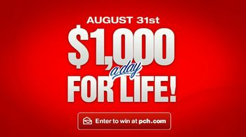 Publishers Clearing House TV Spot, 'July18 It's Happening B :15' - Thumbnail 9