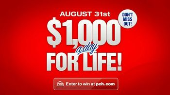 Publishers Clearing House TV Spot, 'July18 Don't A :15' - Thumbnail 10