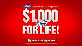 Publishers Clearing House TV Spot, 'July18 Don't A :15' - Thumbnail 4